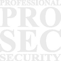 Pro Sec Professional Security